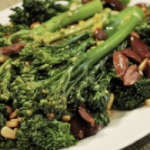 Savory Broccoli Rabe