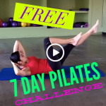 Pilates 5×5 Body Sculpt Burn