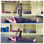 Pilates Mobility IT Band Stretch