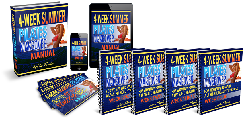 SilviaFavela_4WeekPilatesMakeOver_bundle