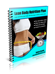 Lean Body Nutrition Plan