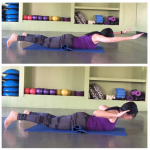 Pilates Mobility – Back Extension