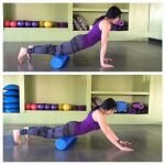 Pilates Mobility Release Tight Quads